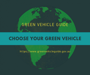 GREEN VEHICLE GUIDE